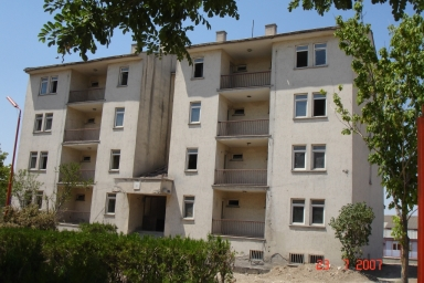 Retrofitting of Dormitories and Guest House
