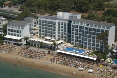 Alanya Hotel Retrofitting Project