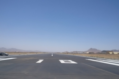 Runway Repair of Herat Airfield