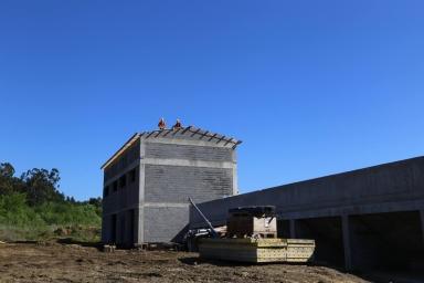 Water Distribution Buildings of Mukhnari